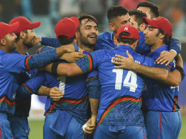 Afghanistan rapid strides at the Asia Cup could be the harbinger to a bright future. AFP