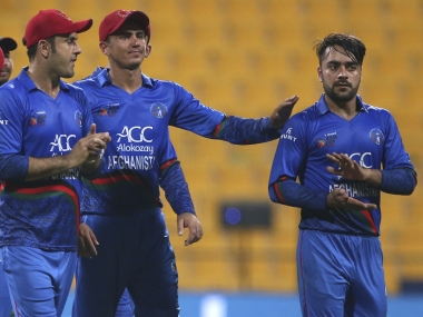 Afghanistan ran Pakistan close in the opening Super Four encounter at the 2018 Asia Cup. AP