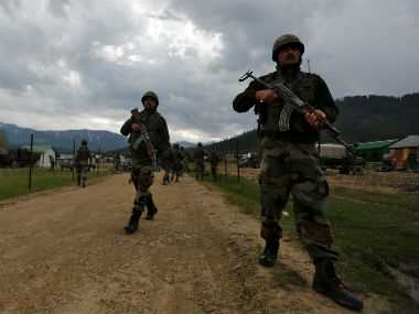 Hizbul Mujahideen militant killed in encounter with security forces in Jammu and Kashmirs Pulwama district