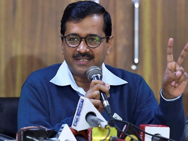 Arvind Kejriwal praises Centres Motor Vehicles Act says new law has improved traffic situation in Delhi