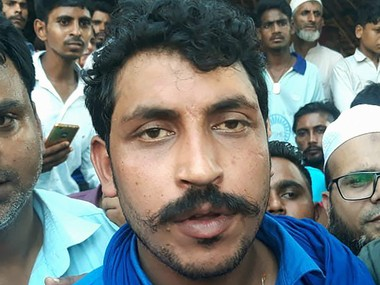 Delhi Police detain Bhim Army chief Chandrashekhar Aazad outside Jama Masjid after Dalit leader gave cops a slip during Fridays protests