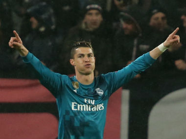 Cristiano Ronaldo insists his bicycle kick goal against Juventus is better than Mohamed Salahs Puskas Awardwinning shot