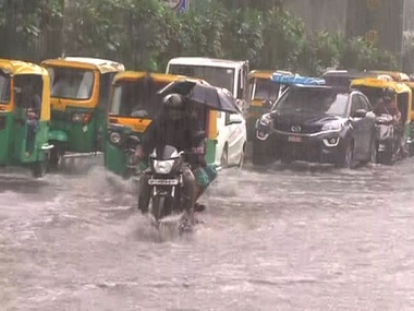 Fearing heavy showers Maharashtra declares public holiday in Mumbai on Tuesday offices schools to remain shut