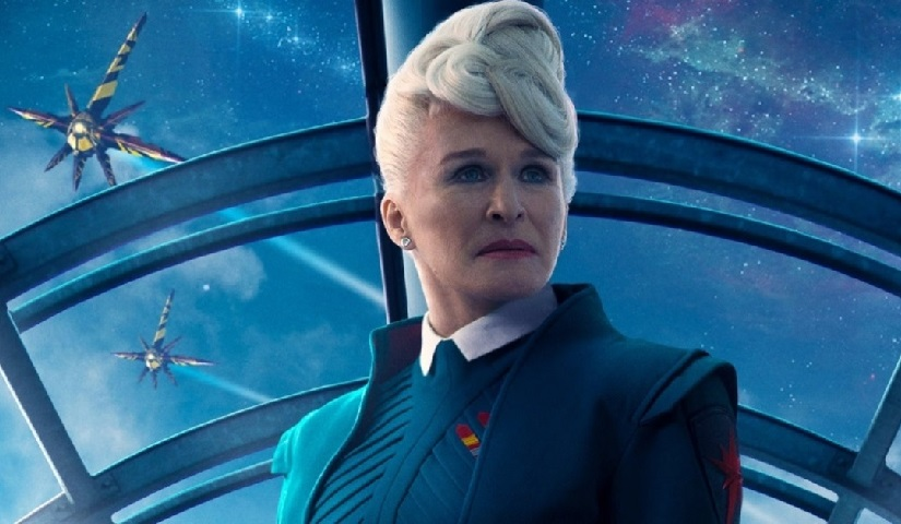 Guardians of the Galaxy actor Glenn Close on James Gunn firing Hard to imagine franchise without him