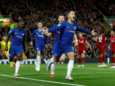 Premier League Chelsea need more than Eden Hazards brilliance to beat Jurgen Klopps fullstrength Liverpool side