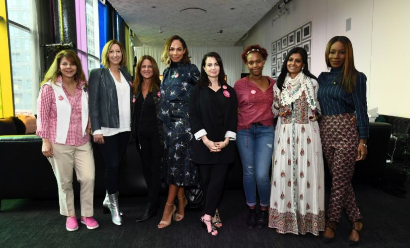TIFF 2018 rally celebrates womens tedious journeys in film industry and long road ahead