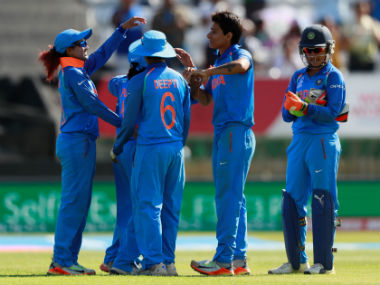 India are currently in the fifth spot of the ICC Women's Championship points table. Reuters
