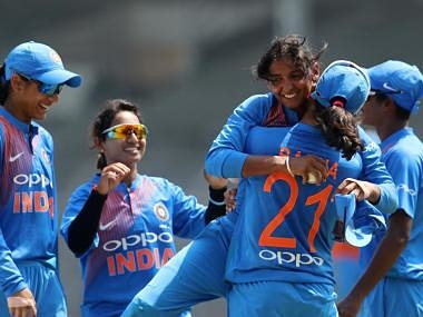The average age of the Indian squad for the forthcoming ICC WT20 is 24. Image courtesy: Twitter @BCCIWomen