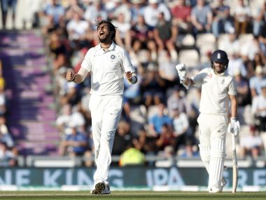 Indian pacers went wicketless in the first two sessions on Day 1 of Oval Test before bagging a handful of wickets in the final session. AP
