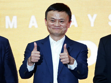 Jack Ma is Communist Party member claims Chinese daily Alibaba says CEOs political affiliation doesnt influence business