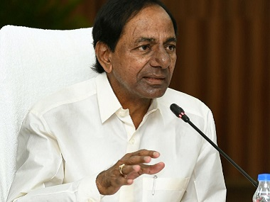 KCR calls Chandrababu Naidu dirtiest politician in India says country needs new economic and agricultural models