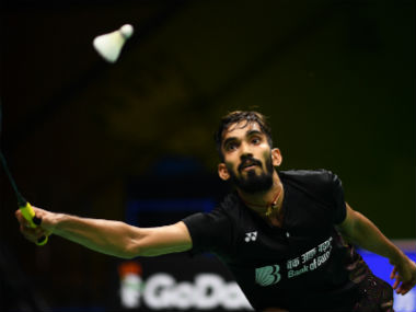 China Open 2018 Kidambi Srikanth completely outplayed by Kento Momota Chen Yufei shows PV Sindhu the exit door