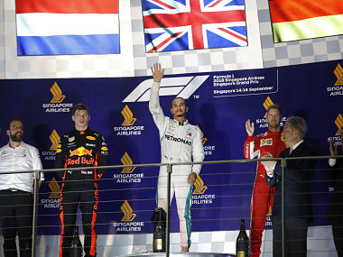 Formula 1 No podium ceremonies after races this season due to COVID19 pandemic