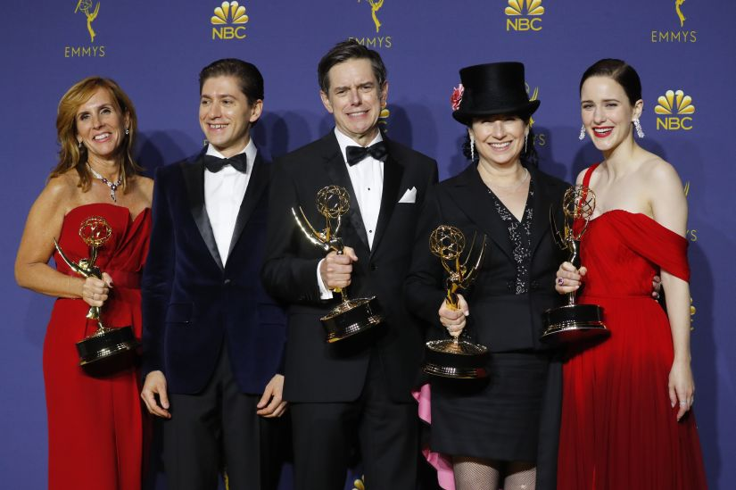 Emmy Awards 2018 Game of Thrones The Marvelous Mrs Maisel earn top TV honours see full list of winners