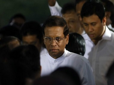 Sri Lanka police chief Pujith Jayasundara resigns over failures that led to deadly Easter bomb attacks confirms Maithripala Sirisena