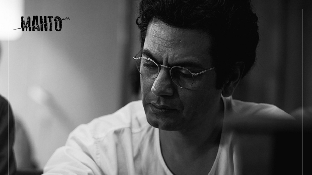 Manto movie review Nawazuddin Siddiqui is the best he has ever been in Nandita Das stirring portrait of a genius