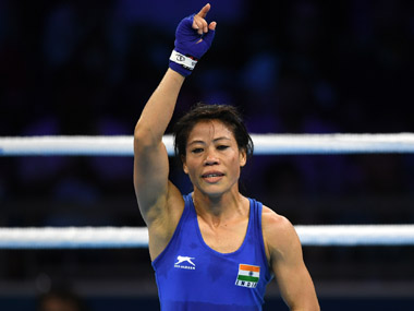 Ive defeated Nikhat Zareen many times but she keeps challenging me What is the point questions Mary Kom