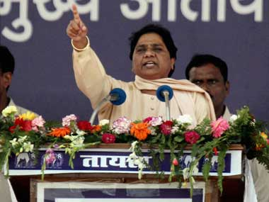 Mayawati slams Maharashtra govt over hurry to grant reservation to Maratha community accuses BJP of favouritism