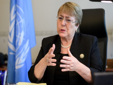 UN human rights chief says US sanctions have worsened Venezuela crisis criticises Maduro for violating civil and political rights