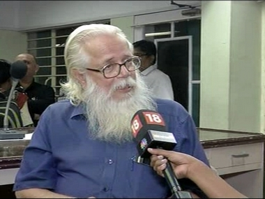 Kerala cabinet gives in principle approval for Rs 13 crore compensation to exISRO scientist Nambi Narayanan