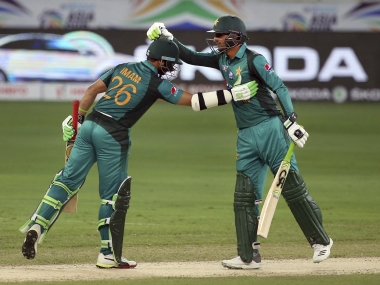 Pakistan cruised to a win over Hong Kong in their Asia Cup 2018 opener in UAE. AP