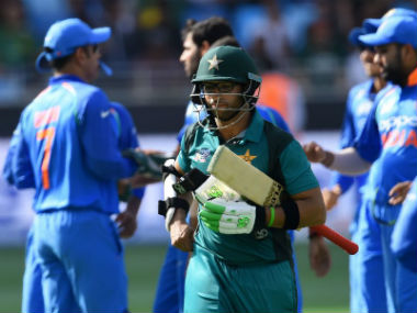 Mickey Arthur, the Pakistan coach, rued the fact that his batsmen played out of character against India in the Asia Cup game, and said they needed to take more responsibility. Twitter:@BCCI