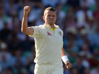 File image of Peter Siddle. Reuters
