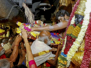 In floodaffected Sabarimala SC verdict on womens entry adds to rebuilding woes risk of stampede