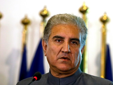 Pakistan ready to hold talks with new Indian govt for peace prosperity of region says Foreign Minister Shah Mehmood Qureshi