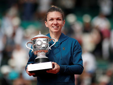 Simona Halep believes French Open win has justified her World No 1 ranking earmarks Naomi Osaka as future star