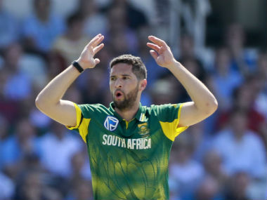 Wayne Parnell played a total of six Tests, 65 ODIs and 40 T20Is for South Africa before signing a three-year Kolpak deal with English county Worcestershire. Reuters