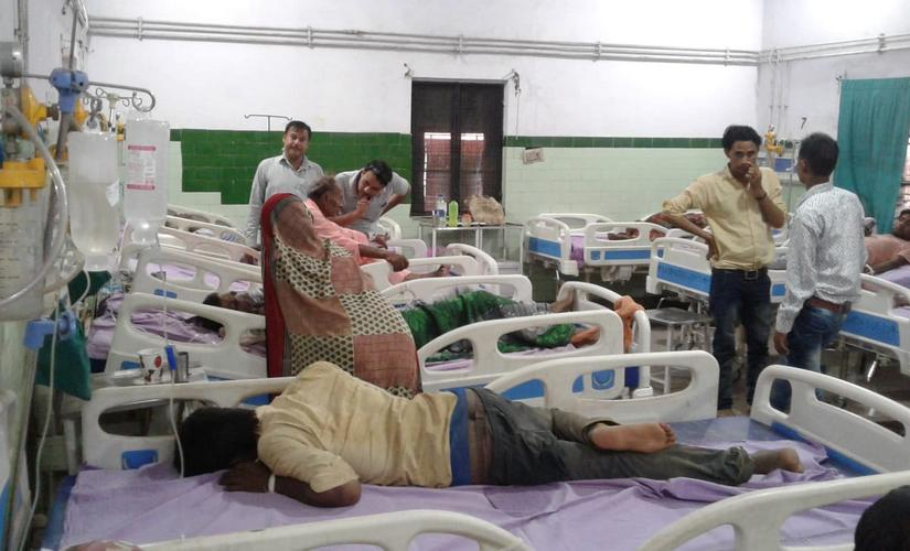 Malaria mystery fever in Uttar Pradesh leaves 30 dead in two days hospitals illequipped to tackle crisis