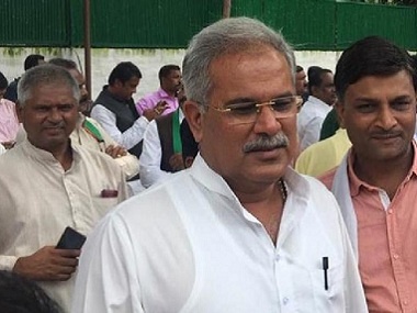 Chhattisgarh Election Results Congress to pick CM candidate today Bhupesh Baghel TS Singh Deo Tamradhwaj Sahu in the race