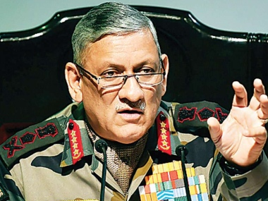 General Bipin Rawat says Nepal Bhutan cant delink from India due to geography cautions countries against Chinas aid