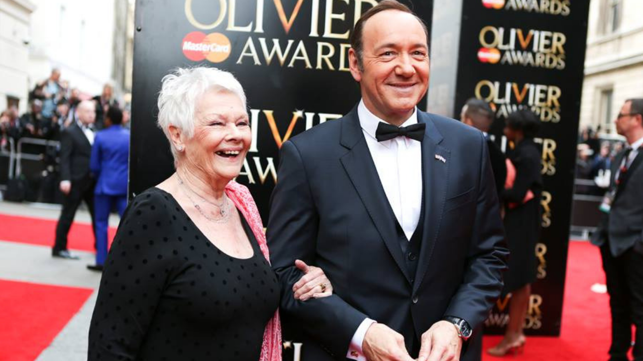 Judi Dench defends good friend Kevin Spacey criticises his removal from All the Money in the World