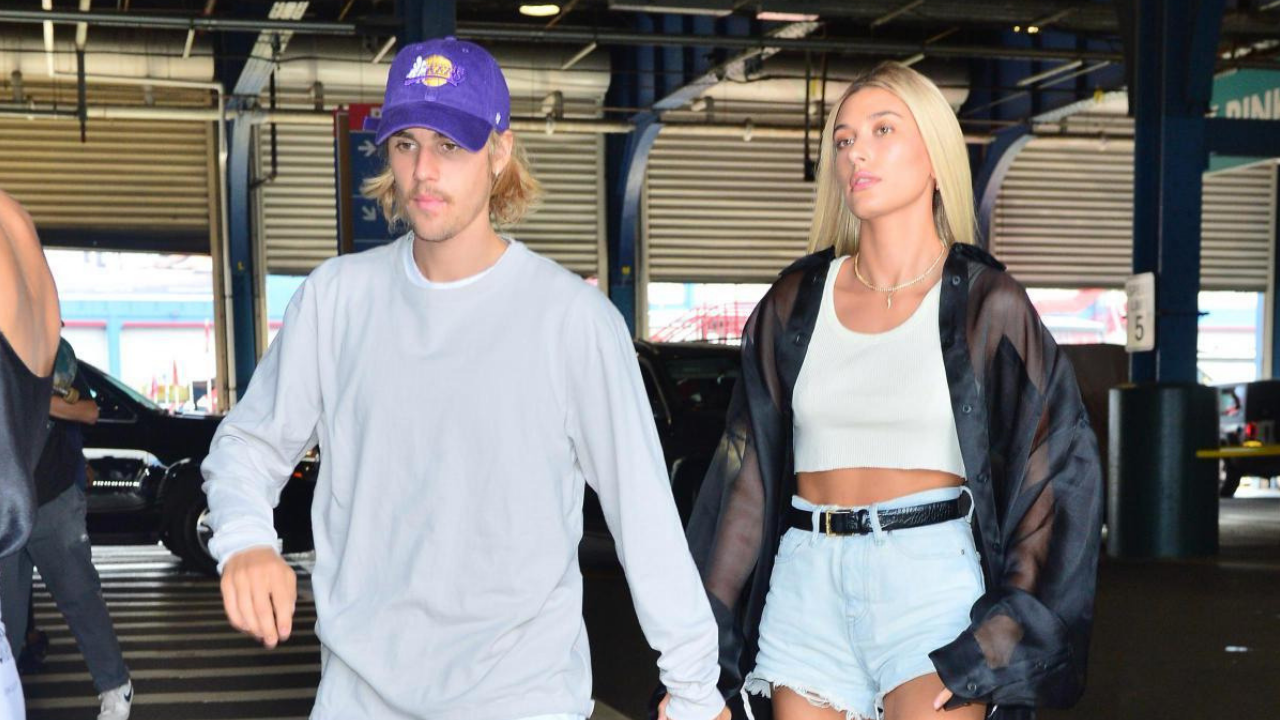 Justin Bieber Hailey Baldwin spark wedding rumours after being spotted outside New York Marriage Bureau
