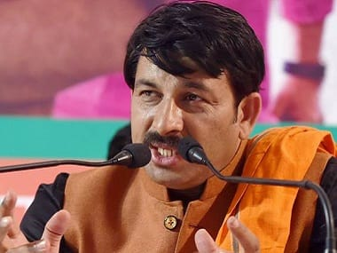 Delhi BJP sends defamation notice to AAP over video of Manoj Tiwari dancing to poll campaign song complains to EC