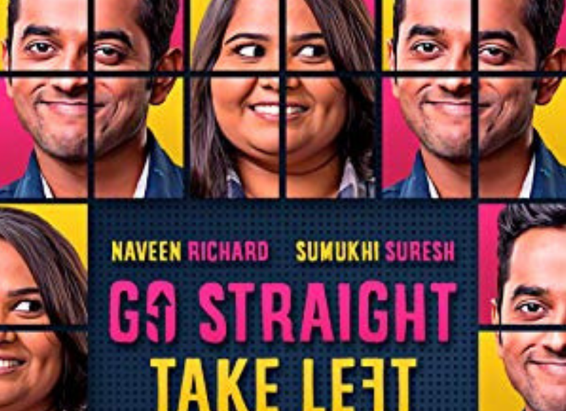 Naveen Richard and Sumukhi Suresh on Go Straight Take Left  their new Amazon Prime Video special
