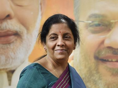 Prepare for new challenges protect Indian cos from abuse by global firms Nirmala Sitharaman tells CCI