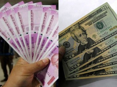 Rupee slips 11 paise against dollar in early trade as investors remain cautious ahead of Feds interest rate decision