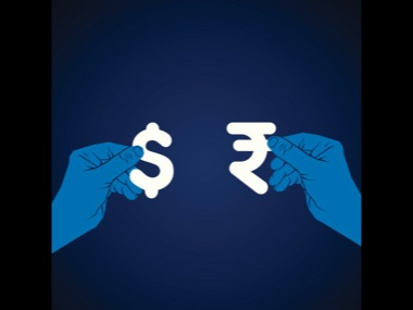 Rupee falls for sixth day in a row to new closing low of 7175 down 17 paise against the greenback on macro worries