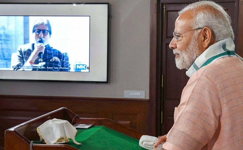Narendra Modi launches Swachhata Hi Seva campaign aimed at boosting public participation in cleanliness mission
