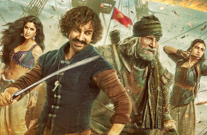 Thugs of Hindostan to be dubbed in Tamil Telugu makers claim they want to live up to humongous hype
