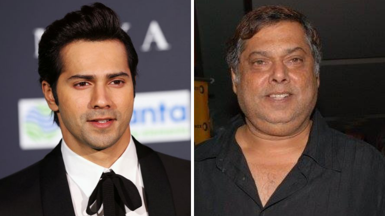 Varun Dhawan on Coolie No 1 Street Dancer and how his fathers punctuality helps him as an actor