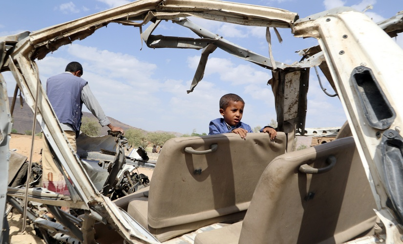 Saudi Arabia UAE may have committed war crimes in Yemen says UNHCR report indicates conscious bombing of civilians