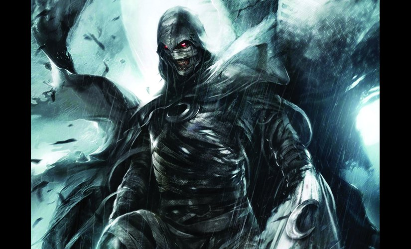 Moon Knight A guide to Marvels violent mentally unstable and morally ambiguous antihero