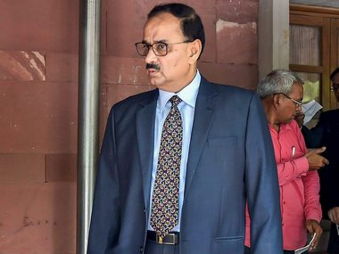 CBI vs CBI mess Centres postmidnight moves likely spell end of Alok Vermas innings at agency