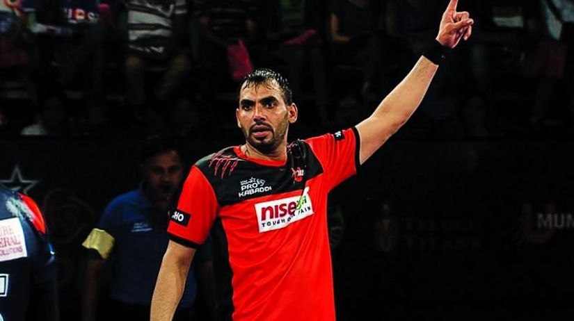 Anup Kumar Indias legendary kabaddi captain announces retirement from the sport with immediate effect