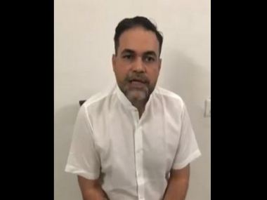 ExBSP MPs son Ashish Pandey remanded to one day police custody after surrendering before Delhi court