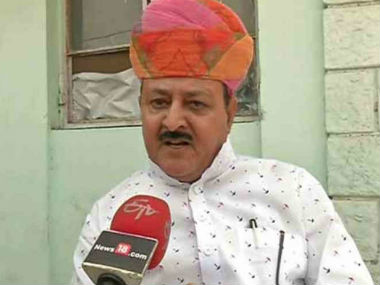 If I slap you you will urinate in your pants BJP MLA in Rajasthan abuses threatens to attack govt official